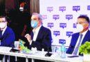 PRM expone plan de Gobierno ante directivos del Conep