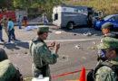 Semana del horror en México: cadáveres apilados, incendios, atentado