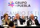 Alberto Fernández llama al Grupo de Puebla a construir