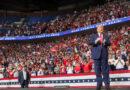 Atribuyen a un mitin de campaña de Trump el fuerte rebrote de covid-19 en un condado de Oklahoma