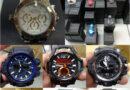 Confiscan en Puerto Rico más de mil relojes falsificados provenientes de RD