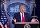 Donald Trump recibe a López Obrador en la Casa Blanca