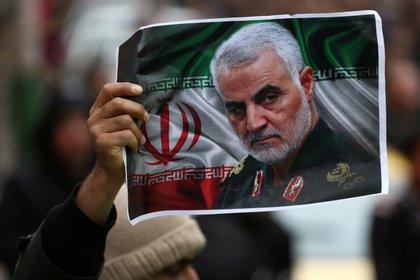 El general Qassem Soleimani. Nazanin Tabatabaee/WANA (West Asia News Agency) via REUTERS