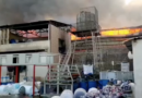 Arde un área industrial cerca de Teherán, en medio de misteriosos incendios y explosiones en el país