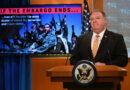 """Critican a Pompeo por decir que """"ningún otro Estado"""" puede bloquear las sanciones """"multilaterales"""" contra Irán que quiere imponer EE.UU. »"""