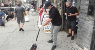 Espaillat, funcionarios y entidades inician operativos de limpieza