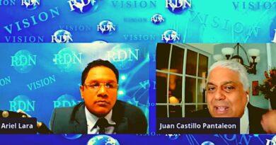 Abogado y catedrático deplora ideología de Wilfredo Lozano en el Instituto Nacional de Migración