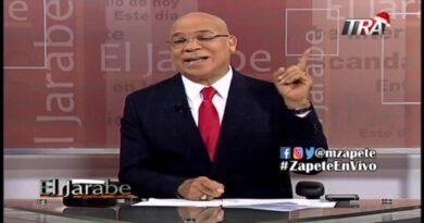 Marino Zapete demandará hermana del exprocurador Jean