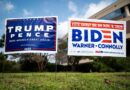 Trump y Biden se enfrentan en un debate de alta tensión en EEUU