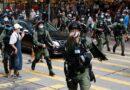 la policía detuvo a más de 280 manifestantes que reclamaban contra el aplazamiento de las elecciones