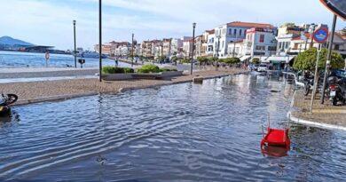 ALERTA :Terremoto de 6,7 grados sacudió la isla griega de Samos: hubo un mini tsunami en el Mar Egeo