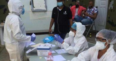 Brote de coronavirus afecta internos cárcel de Montecristi