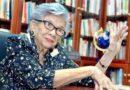 Falleció Yvelisse Prats, dama de la política y la educación