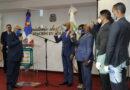 Contralor Luis Delgado juramenta miembros del Consejo Nacional de Control Interno