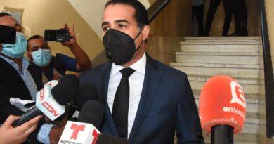 José Dantés Díaz espera Ministerio Público haga su trabajo sin ningún tipo de presión