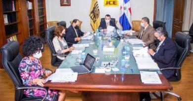 JCE analiza hoy orden de partidos en la boleta y distribución de recursos