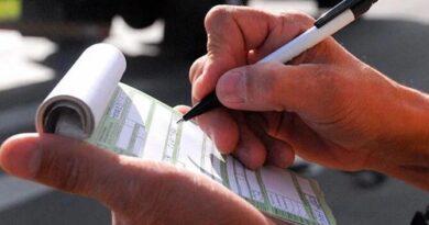 Las multas en países europeos y latinoamericanos
