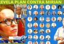 OMG-Diputado revela PLAN contra MIRIAM GERMÁN