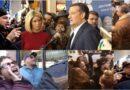 El boicot en 2016 de estudiantes dominicanos en El Bronx al senador republicano Ted Cruz incitador del asalto al capitolio