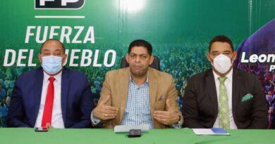 FP insta al presidente Abinader promulgar de urgencia nueva