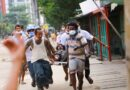 """Estados Unidos denunció al ejército de Myanmar: """"Reprimen brutalmente a manifestantes pacíficos"""""""