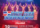 FDFF anuncia para el 28 de marzo XXVII copa Independencia fisiculturismo y fitness