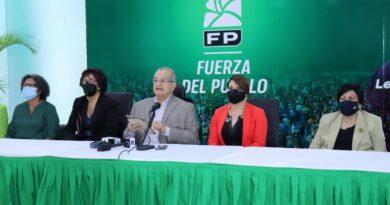 Fuerza del Pueblo aplaza cierre de Primer Congreso para el 21 de marzo