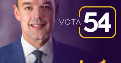 José del Castillo aspira al CP para contribuir con la renovación, transformación y relanzamiento del PLD