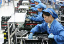 La industria manufacturera china se expande a su menor ritmo