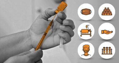 La nueva guía de los CDC para los vacunados: reuniones sin barbijos