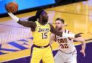 Lakers cortan su racha de derrotas ante Cleveland
