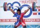 Dominicana Crismery Santana gana dos oros, una plata y récord en Panam de Pesas