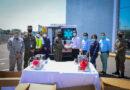 Fundación HOMS dona ventiladores al Sistema 9-1-1 en Zona Norte