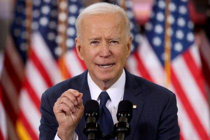 El presidente demócrata Joe Biden (REUTERS/Jonathan Ernst)
