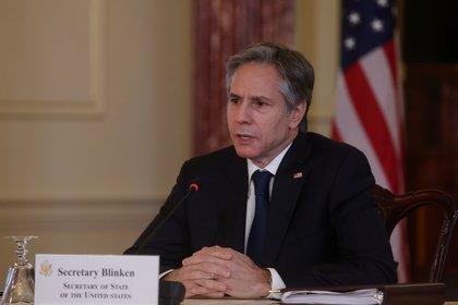 El Secretario de Estado Antony Blinken (REUTERS/Leah Millis)