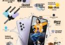 Especificaciones Amplía tus experiencias con el Galaxy A72