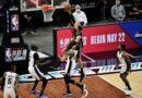 Valanciunas se crece y acaba con las aspiraciones de los Spurs en play-in de la NBA