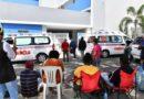 Angustiosa espera viven familiares de pacientes Covid