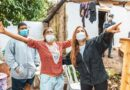 ADN y URBE trasladan dos familias desde zona de riesgo a viviendas dignas