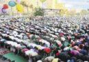"""El Takbeerat de Eid al-Adha en su forma correcta: """"Dios los bendiga, Dios los bendiga"""""""