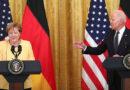 Merkel visita a Biden en la Casa Blanca en su último viaje a EE.UU. como canciller