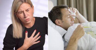 Los síntomas de COVID-19 difieren en franjas etarias y entre hombres y mujeres