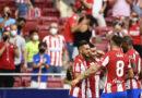 Otro gol de Correa y el Atlético sigue su inicio triunfal