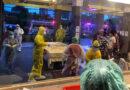 Policía tailandesa allana un hospital para enfermos de covid-19 por quejas de enfermeras sobre orgías, peleas y consumo de droga entre sus pacientes