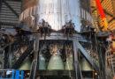 SpaceX publica las primeras imágenes del Starship Super Heavy, su cohete más grande y potente