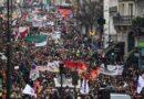 Miles de franceses salen a la calle para protestar contra la prohibición de la tradicional caza de aves