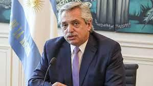 """Alberto Fernández denuncia ante la ONU el """"deudicido"""" de Argentina por el """"endeudamiento tóxico"""" con el FMI"""