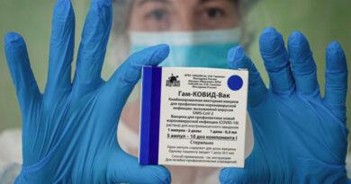 Argentina pondrá en marcha una nueva planta para producir la vacuna Sputnik V desde cero