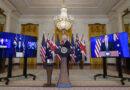 EE.UU., Reino Unido y Australia anuncian una nueva alianza de seguridad para el Indo-Pacífico