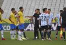 El 'Kun' Agüero enciende las redes tras la suspensión del duelo entre Brasil y Argentina por Eliminatorias